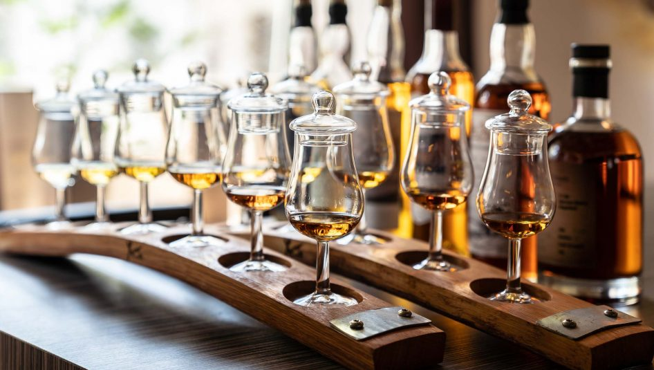 Whiskytasting im Xaver Peiting