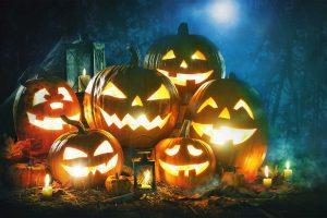 Halloween Veranstaltung im Xaver